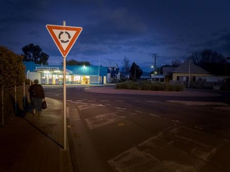 Roundabout, Cygnet