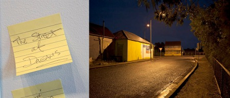 Haydon Street 'post-it'