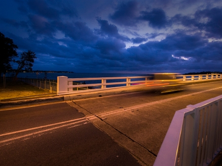 Bribie Island bridge