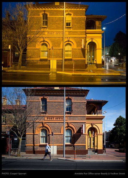 Photo: Cooper+Spowart – Armidale Post Office