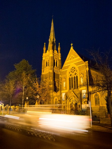 Photo: Cooper+Spowart – St Marys and St Josephs Cathedral