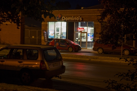 Castlemaine: Dolmios Pizza